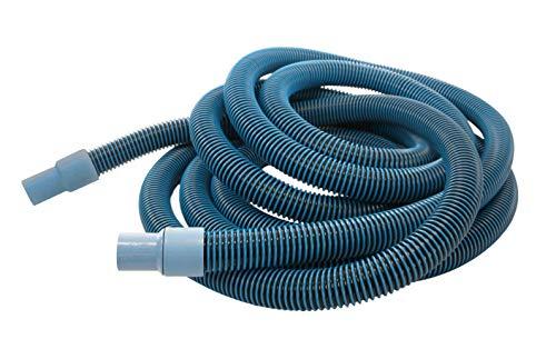 Aqua Select Premium Kink-Free Swimming Pool Vacuum Hoses with 1.5-Inch Swivel Cuff | 50-Feet Length | Hose Helper Included |...