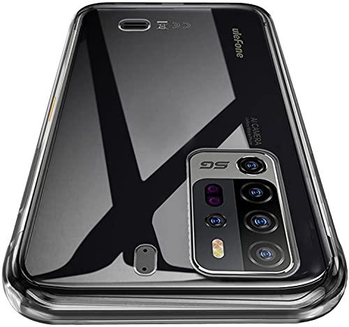 """HYMY 3X Cover per Ulefone Armor 11 5G (6.1"""") Morbida Trasparente Silicone Bumper Case TPU Protettivo Copertura Custodia per Ulefone Armor 11 5G"""
