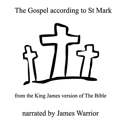 The Gospel According to St. Mark (Authorized Version of The Bible) cover art