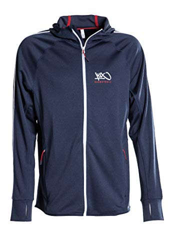 K1X Core Panel Zip Hoody Navy XL