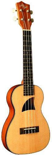 Eddy Finn, 4-String Ukulele, Right Handed, Natural (EF-TRV-C)