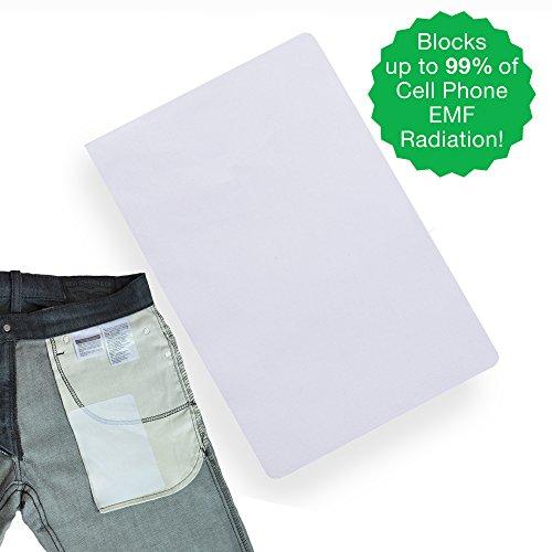 SYB Pocket Patch - EMF-Strahlenschutz-Aufkleber für das Handy - 3 Stück