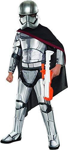 Rubie' s ufficiale Disney Star Wars Super Deluxe capitano Phasma, child costume–large