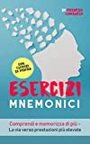 Esercizi mnemonici: Comprendi e memorizza di più - La via verso prestazioni più elevate