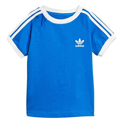 adidas I Clfrn Camiseta, Unisex bebé, Azul/Blanco, 92-1/2 años