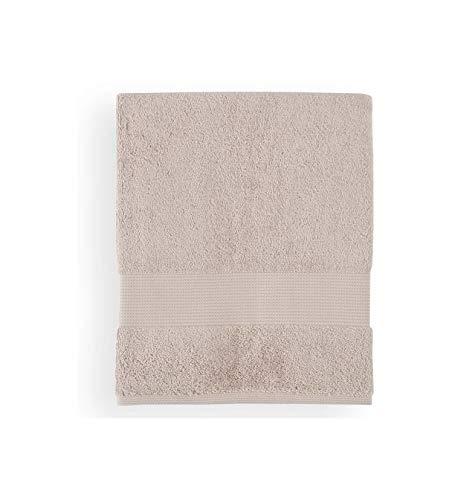 Jalla Éponge Extrasoft 560 g/m² 100 % pur coton Finition Bouclée Serviette de haute qualité (Sesamo, 40 x 60 cm)