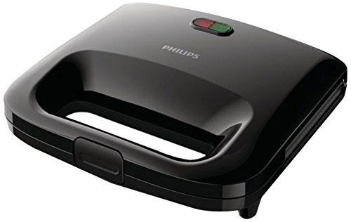 Philips Daily Collection HD2392/90 tostiera 820 W Nero