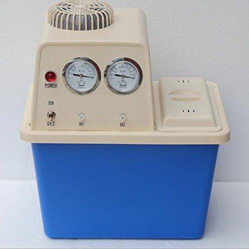 Wotefusi 180W 110V Circulating Water Vacuum Pump Anti-corrosion pump Lab Chemistry Equipment
