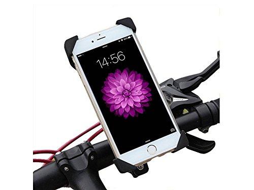 EasyMount C-Bike Fahrrad Motorrad Handyhalterung, Smartphone GPS Fahrradhalter für Handys von 3,5 '' bis 6,5