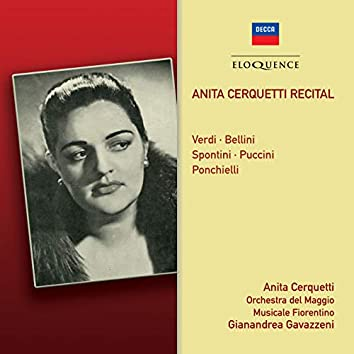 Anita Cerquetti Recital