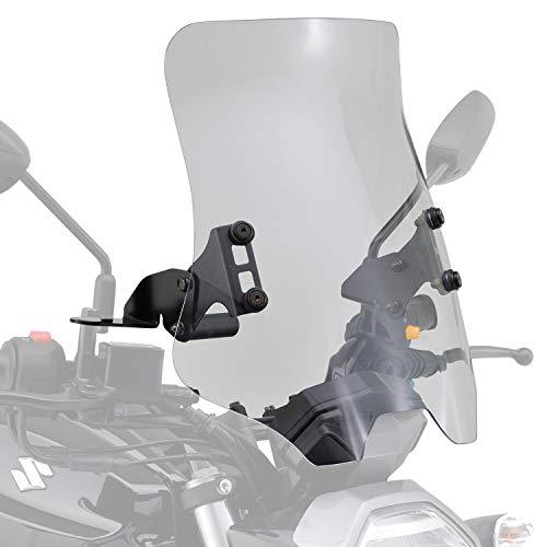 デイトナ バイク用 スクリーン ジクサー150 ウインドシールド RSシリーズ ロング クリアー 17446