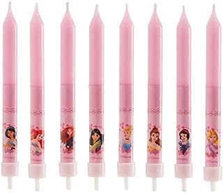 dekora Velas de Cumpleaños Infantiles de Princesas Disney de ...