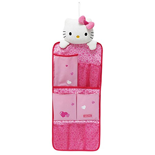 Augusta du Bay - 150835 - Kit de Toilette - Organiseur Salle de Bain - Hello Kitty