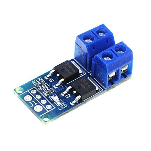 Módulo de Conducción del Interruptor del Gatillo del Mos FET Electrónico del Control de Ajuste PWM 400W 15A