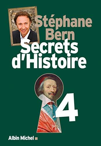 Secrets d'Histoire - tome 4
