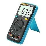 B Blesiya Multimètre de mesure écran de rétroéclairage ZT98 Outils De Disposition