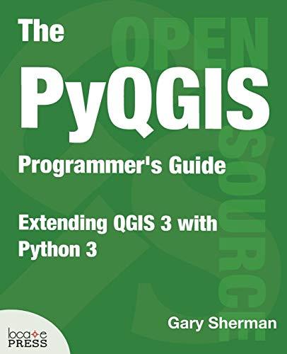 PYQGIS PROGRAMMERS GD