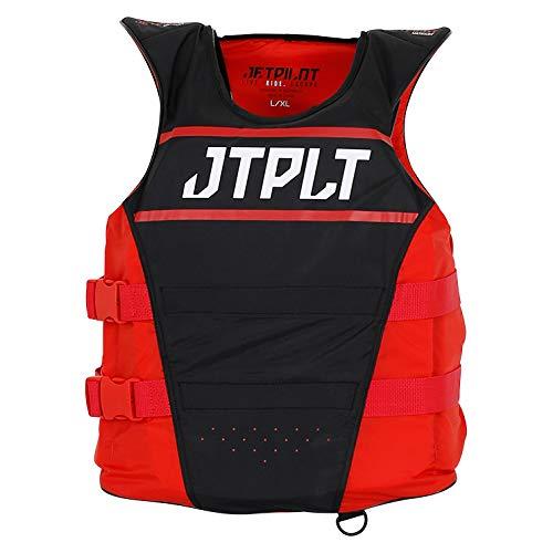 Jetpilot Chaleco Jet Esquí Hombre 50N Matrix Race Nylon Rojo – S/M