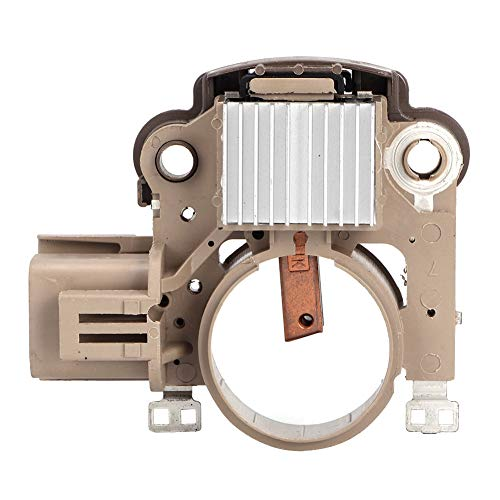 Esenlong El Regulador de Voltaje Im847 del Generador del Alternador Eléctrico del Coche de 12V Encaja para Mitsubishi IR Gris