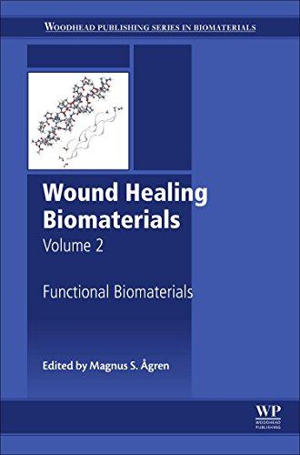 Wound Healing Biomaterials - Volume 2: Functional Biomaterials (Woodhead Publishing Series in Biomaterials)