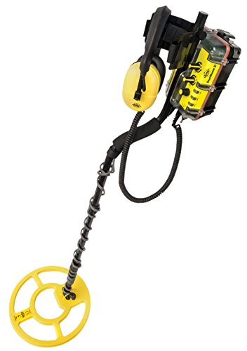 White's Beachhunter 300 w/12 Loop Metal Detector -...