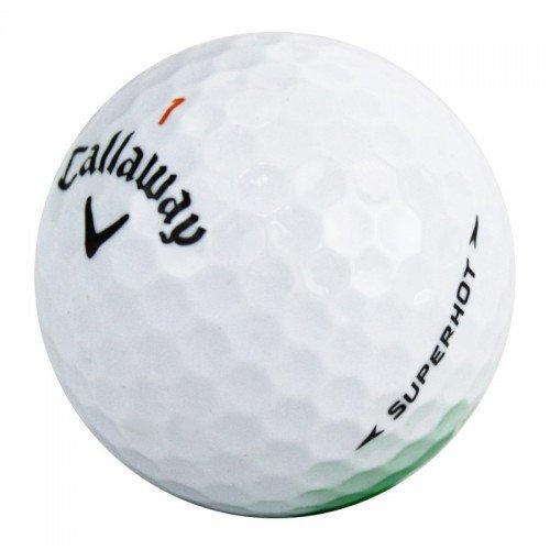 Callaway Superhot Mint Recycled Golf Balls (24 Pack)