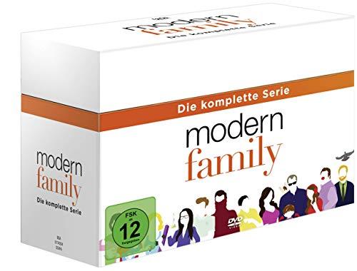 Modern Family- Die komplette Serie (35 Discs)