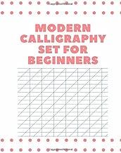 Modern Calligraphy Set For Beginners: Modern Calligraphy For Beginners