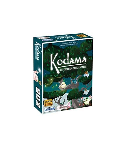 Asmodee - Kodama Brettspiel in Italienisch Pendragon Games Studio, Farbe, 0560