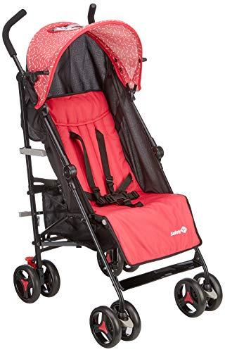 Safety 1st Regenboog-kinderwagen, compact, licht, 6 maanden tot 3,5 jaar, roze