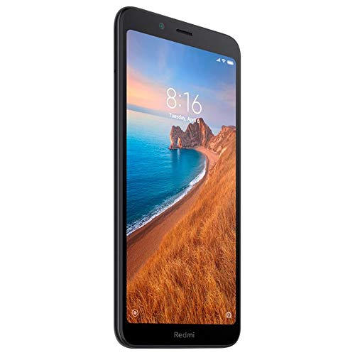 Smartphone Xiaomi Redmi 7A 32GB/2GB - Dual SIM- Global - Preto
