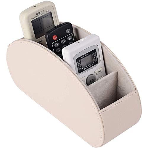E-Goalリモコンラック多機能収納ボックスPUレザーボックス卓上小物