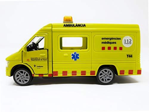 PLAYJOCS Ambulancia SEM GT-3151