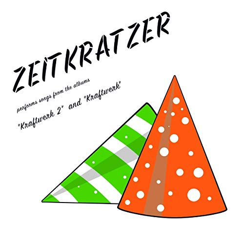 "Zeitkratzer Performs Songs From ""Kraftwerk 2"" And ""Kraftwerk"" [Vinyl LP]"