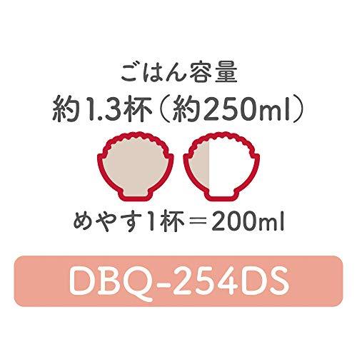 サーモス(THERMOS)『保温弁当箱(DBQ-254DS)』