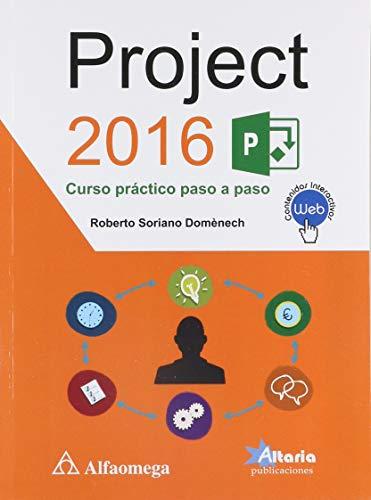 PROJECT 2016 CURSO PRACTICO PASO A PASO