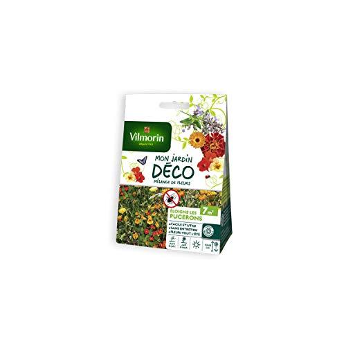 Vilmorin - Sachet graines Mélange de fleurs - Eloigne les Pucerons 7m2