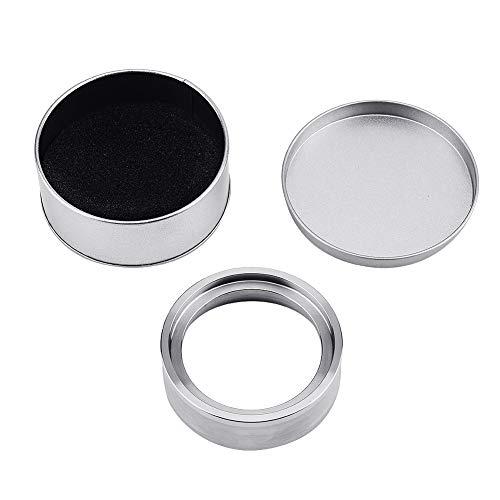 Imbuto dosatore per caffè espresso in acciaio inossidabile Imbuto di ricambio per portafiltro(S)