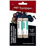 Tombow 67304 MONO Sand Eraser, 2-Pack. Silica Eraser Designed to...