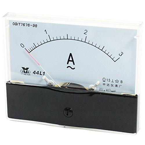 Messung Analog Amperemeter AC 0-3A Messgerät, Messbereich 44L1 de