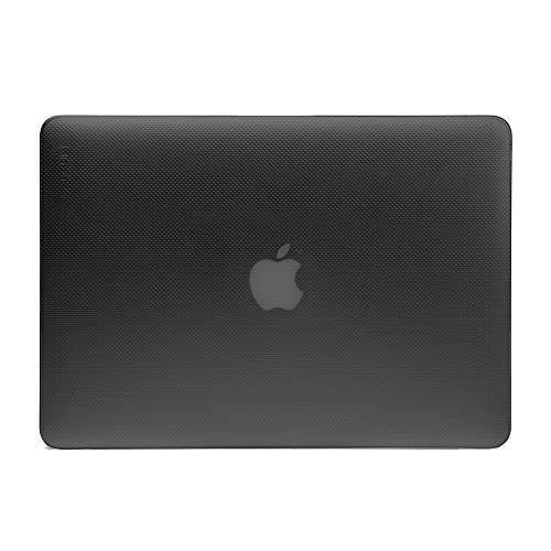 """Incase Hardshell Hartschalen Schutzhülle für Apple MacBook Air 11\"""" - transparent (schwarz) [3D Dot-Design I Lüftungsschlitzaussparungen I Leicht & dünn I Anti-Rutsch Füße] - CL60603"""
