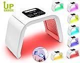 7 Couleurs Lampe de Beauté Photodynamique PTD LED Lumière Appareil de Beauté pour Peau traitement Anti-rides Faciale Soin de La Peau Rajeunissement Thérapie