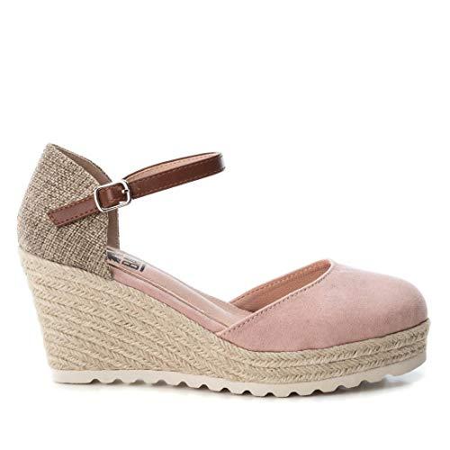 'Zapato DE Mujer XTI Basic con CUÑA con Cierre DE Hebilla Yute' - para: Mujer