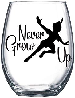 peter pan mug never grow up