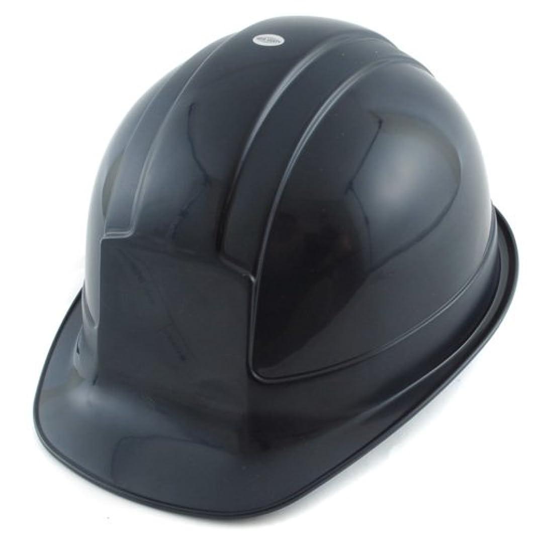 野心悪い農学TOYO アメリカンタイプヘルメット No.300-OT ブラック軽量 深型 安定感抜群 日本製