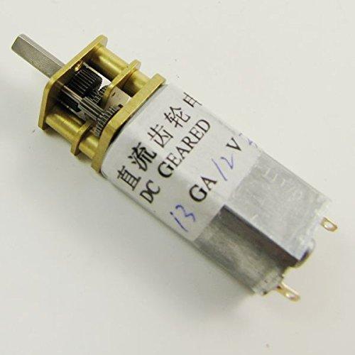 12V 300RPM Drehmoment Getriebemotor Neu