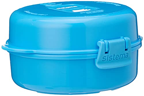 Sistema 21117 To Go Microwave Egg Cooker Easy Eggs, 271 ml - Assorted Colours