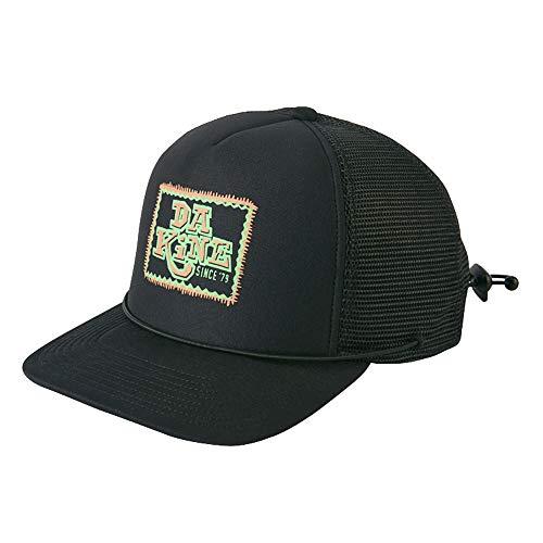 DAKINE 2020 Lock Down Trucker Hat - Black - One Size