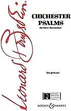 Chichester Psalms - Vocal Score