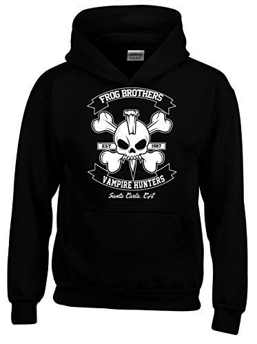 Frog Brothers Vampire Hunters Est. 1987 Gilan Hoodie, S to XXL